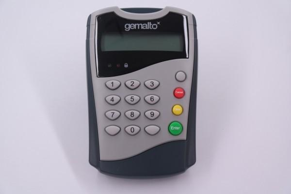 Gemalto Pinpad Smartcard Reader